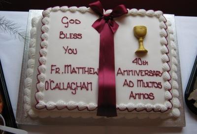 Ruby Anniversary Cake Ideas